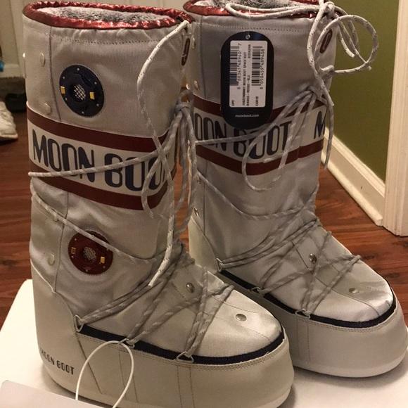 Snow Suit Unisex Moonboot Boot Shoe Moon Shoes Space Poshmark qxFPYpFAw